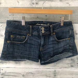 American Eagle Mini Live Your Life Jean Shorts 6